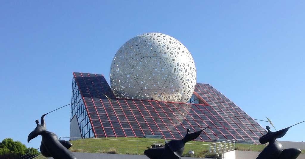 Le Futuroscope est un parc à thèmes qui a ouvert la première fois ses portes le 31 mai 1987. © DelGana, Pixabay, DP