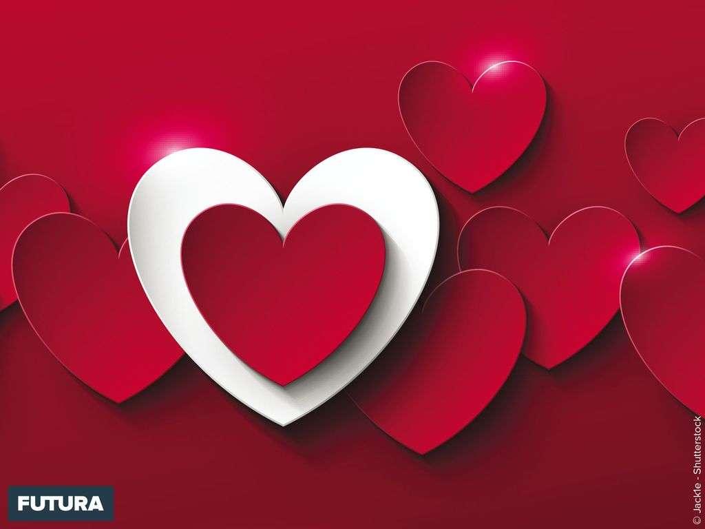 Saint-Valentin Coeur à l'unisson