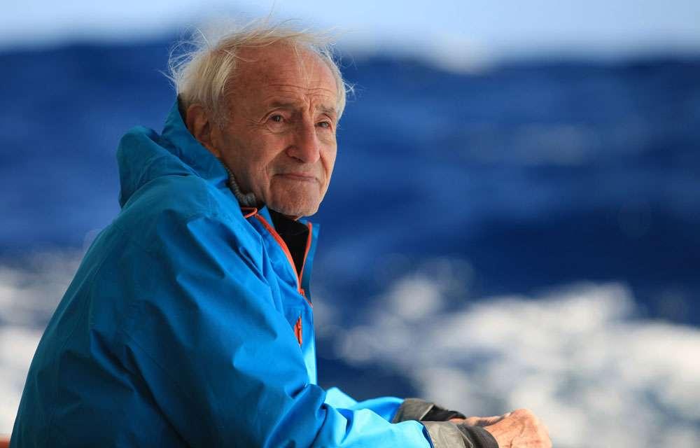 Le glaciologue Claude Lorius fut l'un des premiers à mettre en évidence le lien entre effet de serre et climat. © Marc Perrey Wild Touch, tous droits réservés