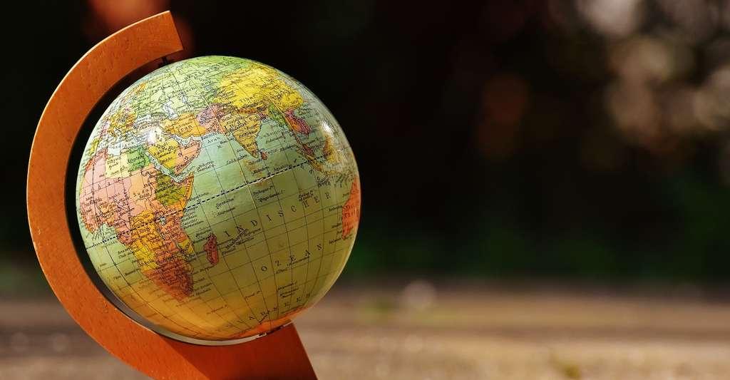 De manière générale, toute redistribution de masse en surface ou dans les profondeurs de la Terre affecte la rotation de notre planète. © Alexas_Fotos, Pixabay, CC0