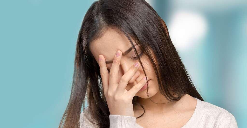 Qu'est-ce que la dysthymie ? © FabrikaSimf, Shutterstock