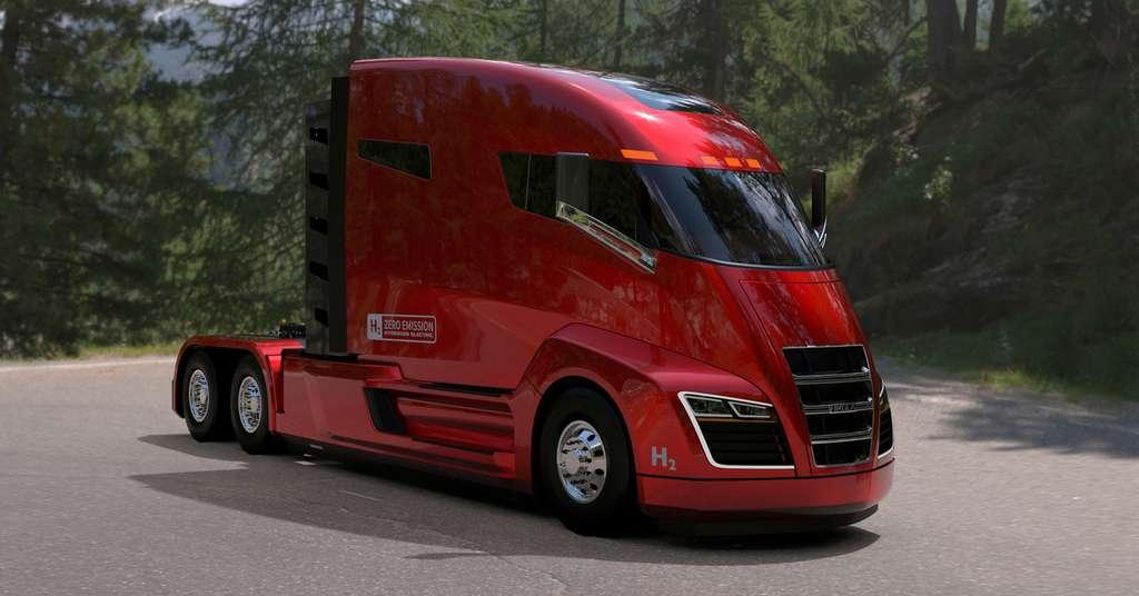 profiter de la livraison gratuite remise pour vente nouvelle collection Top 5 des camions du futur