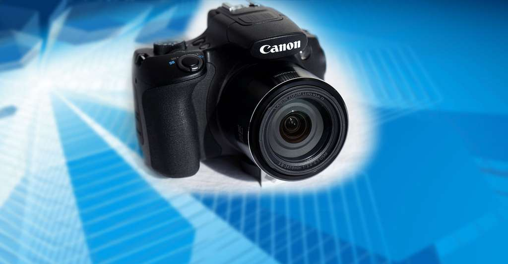 Canon PowerShot SX60 HS. © Acabashi, CC by-sa 4.0