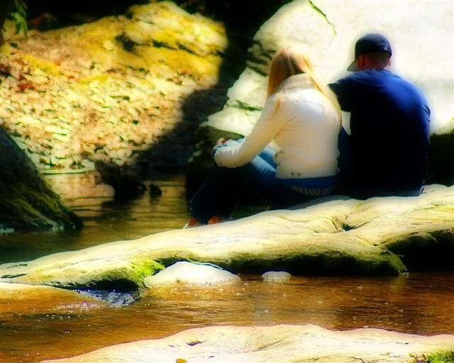 Lorsqu'il y a mycose dans le couple, l'homme et la femme peuvent tous deux avoir des symptômes. © Bart, Flickr, CC by-nc 2.0