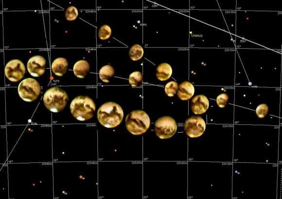 Opposition de Mars