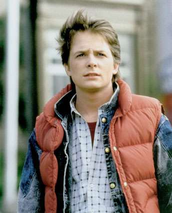 L'acteur Michael J. Fox, héros de la trilogie Retour vers le futur, est atteint de la maladie de Parkinson. En 2000, il a fondé la Michael J. Fox Foundation for Parkinson's Research, et a récolté 90 millions de dollars pour aider la recherche sur cette maladie. © polymath blues, Flickr, CC by-nc-nd 2.0