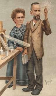 Caricature parue en 1904 dans Vanity Fair ©ACJC