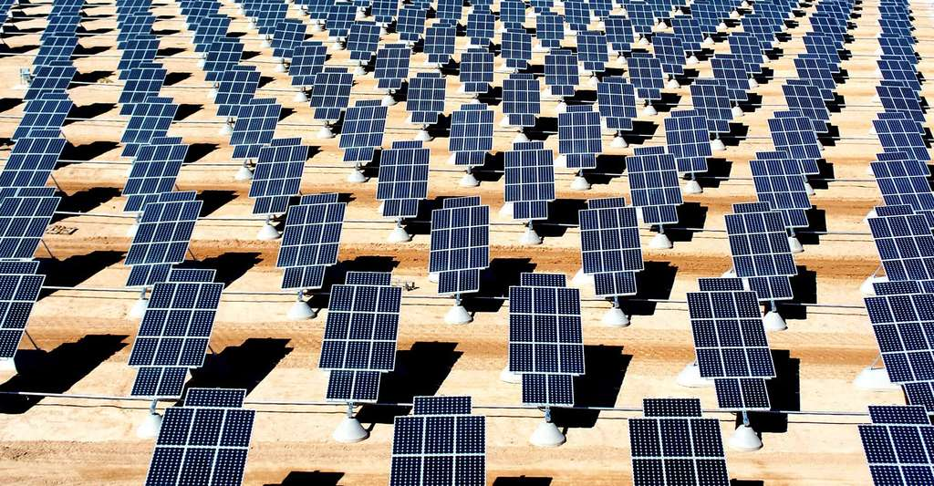 Panneaux solaires. © Tpsdave, Pixabay, DP