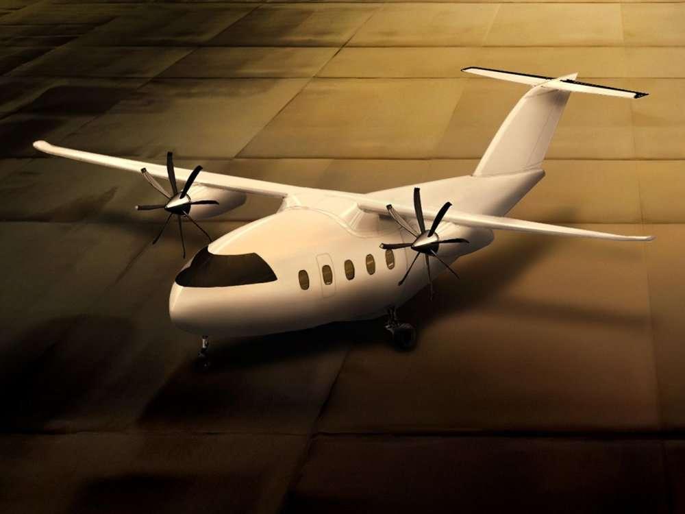 Le petit avion de GE Aviation pour déconcentrer le trafic aérien