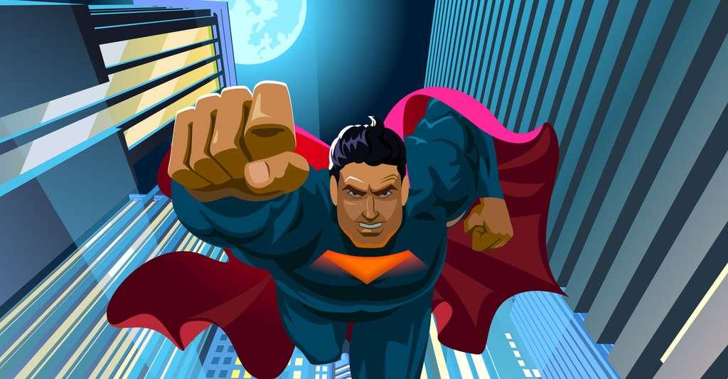 Superman. © Maxim Maksutov, Shutterstock