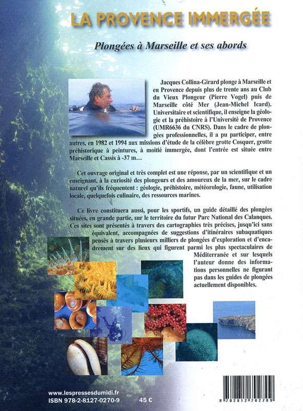Une découverte des paysages sous-marins de la Provence.