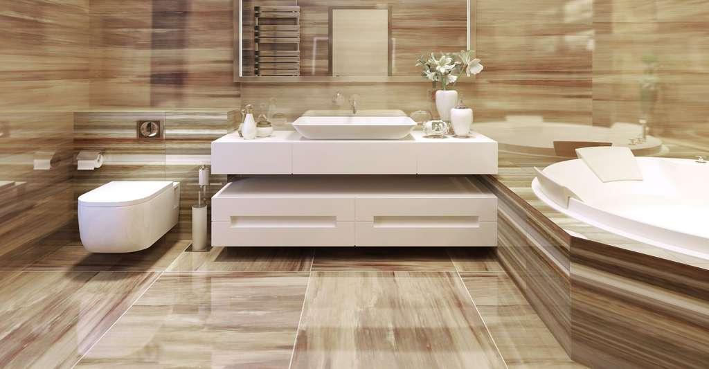 Comment rénover sa salle de bain ? © Kuprynenko Andrii, Shutterstock