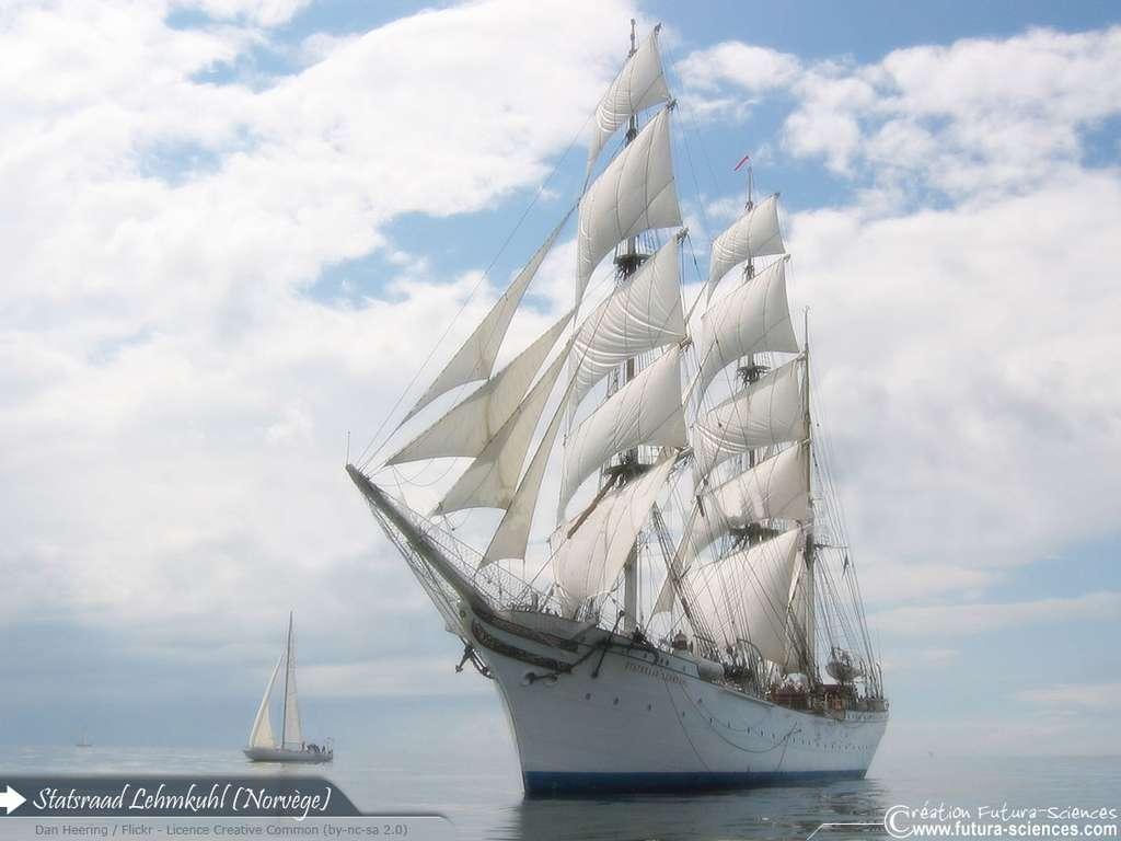 Armada - Statsraad Lehmkuhl Norvège