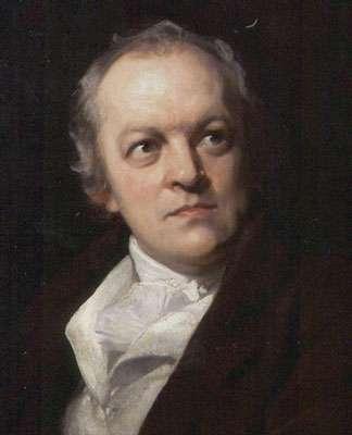 Portrait de William Blake