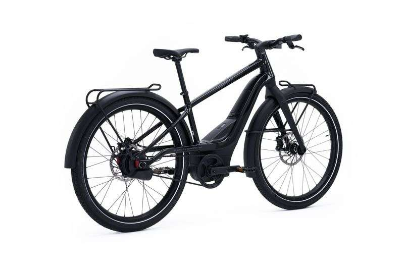 Le Rush/Cty offre jusqu'à 185 km d'autonomie. © Serial 1 Cycle