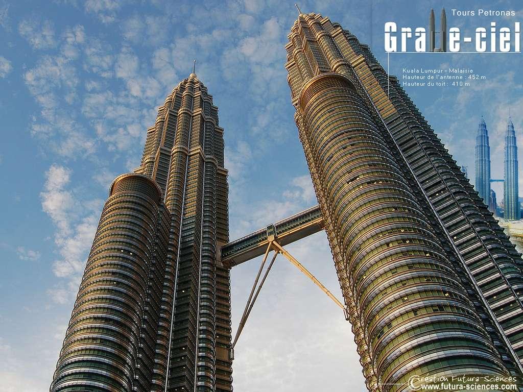 Gratte-ciel : Tours Petronas