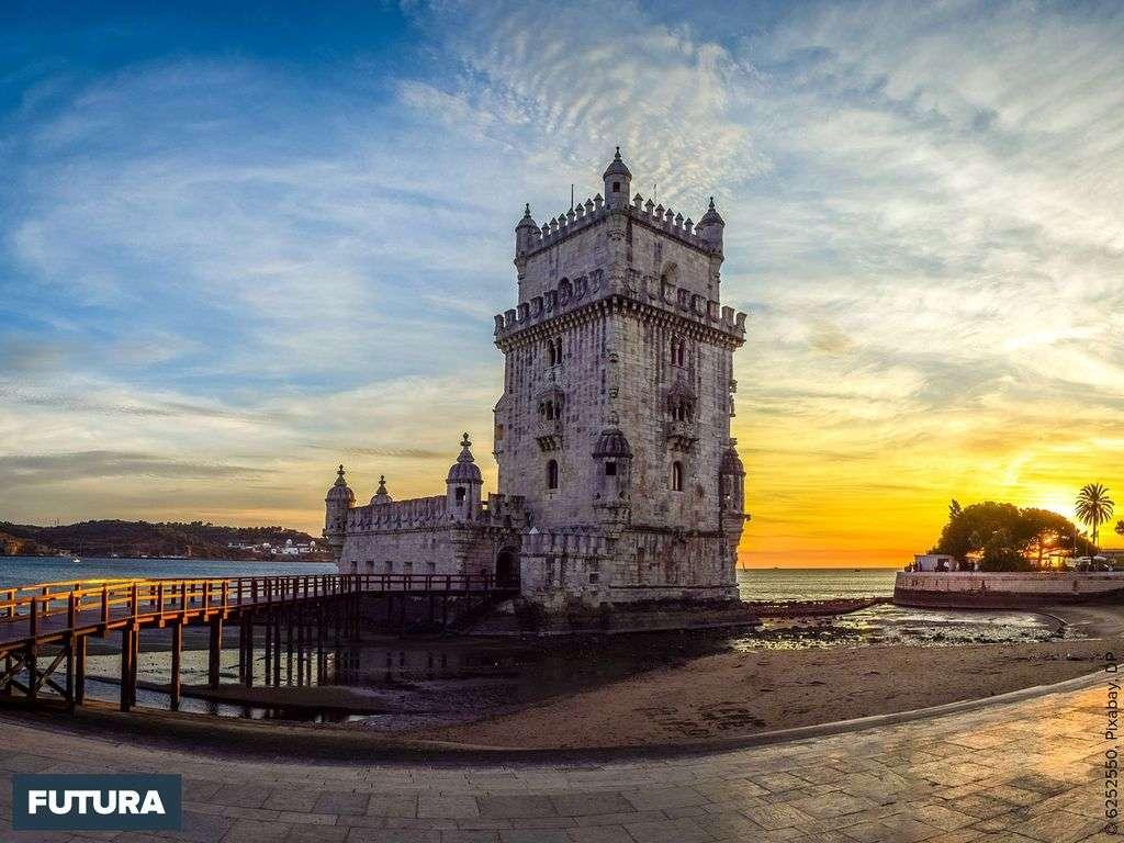 La Tour de Belem au Portugal