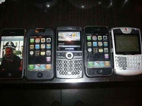Les applications des smartphones sont-elles sécurisées ? © Laurence.thurion, CC
