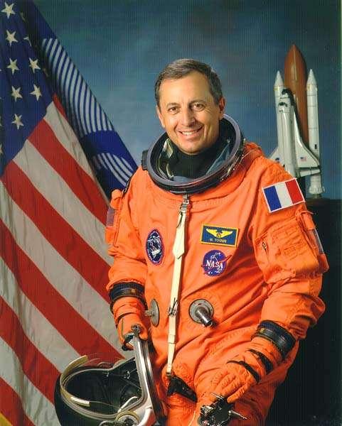 En 1992 et 1999, Michel Tognini est allé dans l'espace. Cet été, il sera au planétarium de Vaux-en-Velin pour raconter le programme Apollo. © Nasa, Domaine public