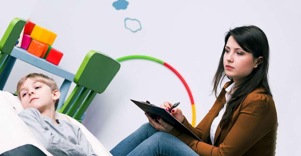 La psychothérapie analytique. © Photographee.eu, Shutterstock