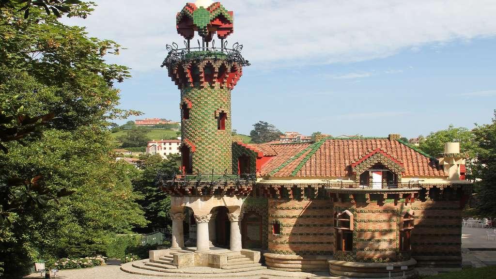 Le Caprice de Gaudi, une œuvre de jeunesse