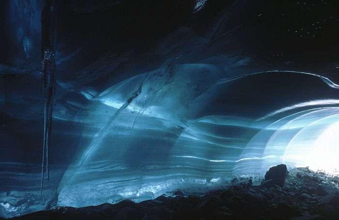 Le glacier disparu de Chacaltaya