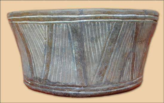 Bol décoré de style Catamayo A (2000-1400 BC) © J. Guffroy IRD