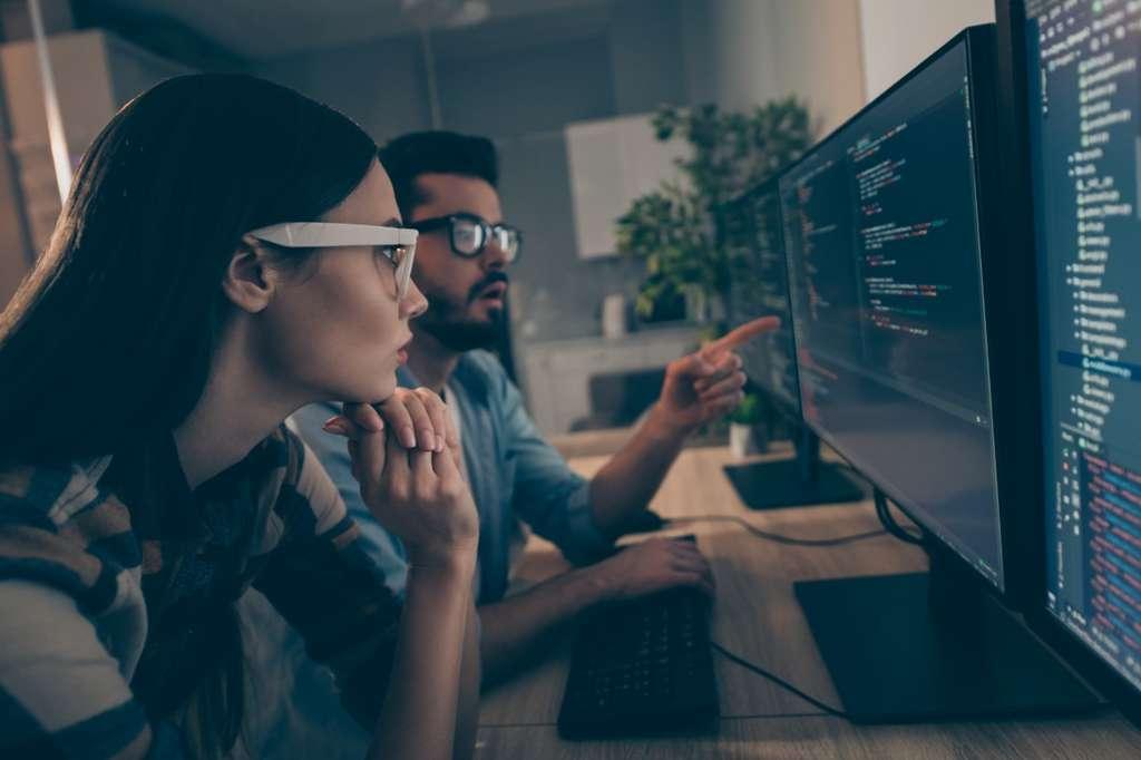De la conception à la vente, le secteur des logiciels informatiques recrute ! © deagreez, Adobe Stock