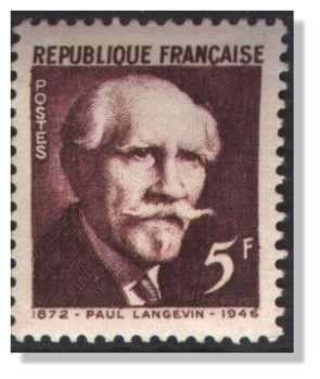 L'un des « paradoxes » les plus connus concernant la relativité restreinte est dû au physicien français Paul Langevin et est souvent nommé « paradoxe des jumeaux ». © DR