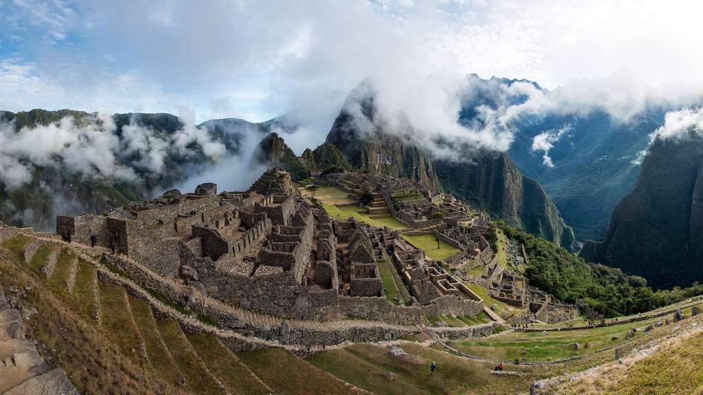 Le Machu Picchu, cité sacrée des Incas