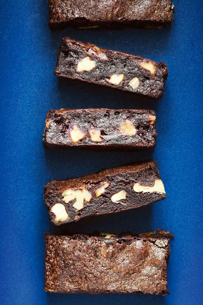 Brownies au cacao © Amélie Roche