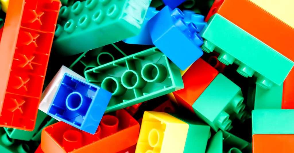 Briques de lego. © Click and Photo, Shutterstock