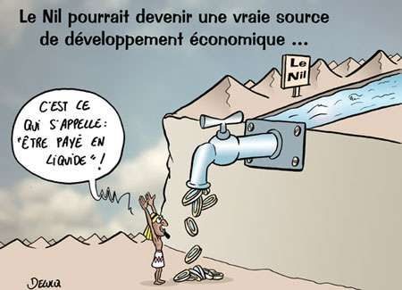 Vers une utilisation équitable et durable des ressources en eau du Nil