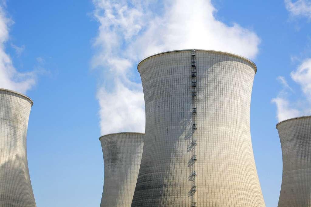 L'énergie nucléaire a été exclue dans cette simulation, à cause des déchets et du coût notamment. © Jean-Paul Comparin, Fotolia