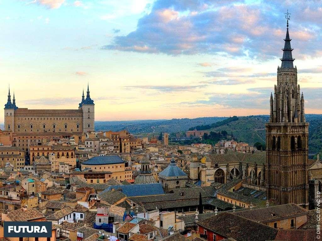 La ville de Tolède - Espagne