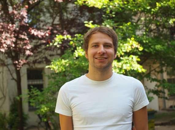 Christian Kroll, fondateur d'Ecosia. © Christian Kroll, DR