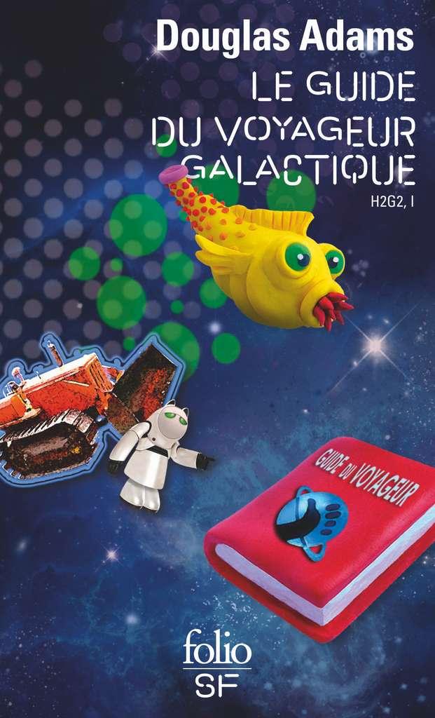Douglas Adams - H2G2 tome 1, Le Guide du voyageur galactique