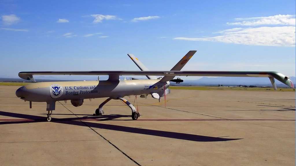 Le Hermes 450, un drone tactique israélien