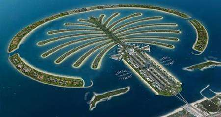 Palm Jumeitah.