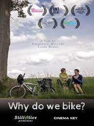 Why do We Bike © Amazon