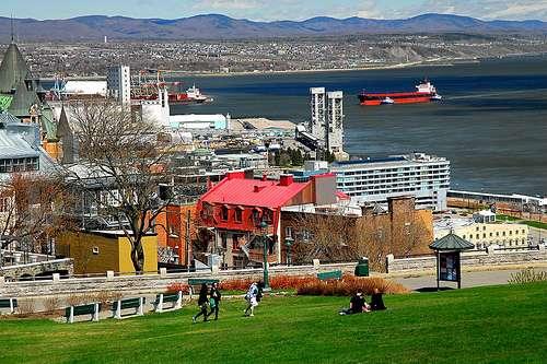 Québec est l'une des villes les plus cosmopolites au monde. © Gbalogh