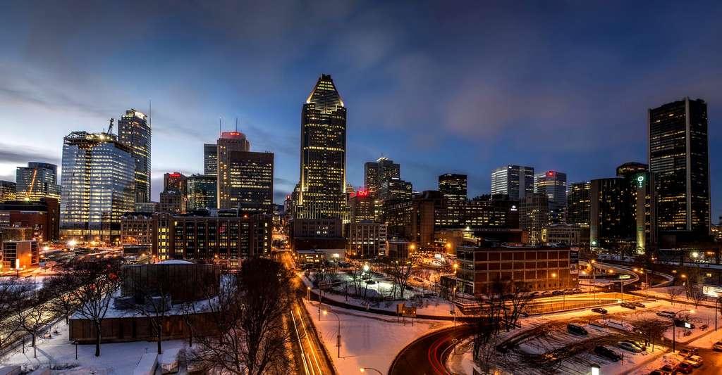 La ville de Montréal. © Unsplash, Pixabay, DP