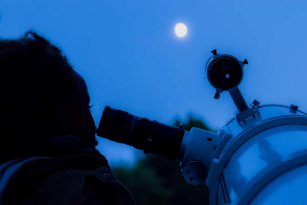 Observateurs du ciel. © Florent Schaffer, AFA