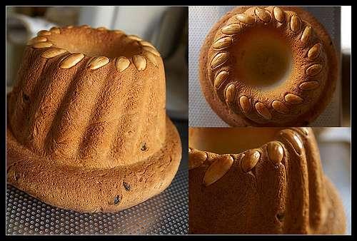 Photo du savoureux et fameux kouglof alsacien. © Noukorama, Flickr, CC by nc-sa 2.0