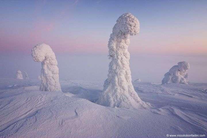 Géants des neiges