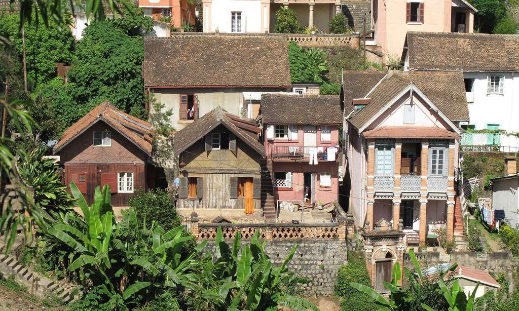 Petites maisons malgaches, Tananarive