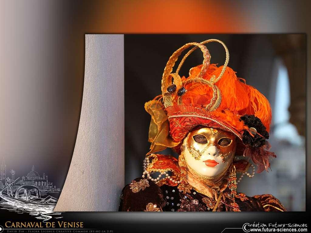 Carnaval de Venise - Perles