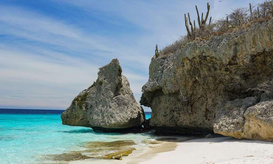 La splendide plage de Kas Abou aux eaux turquoise. © Antoine, tous droits réservés