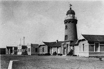 Swakopmund en 1911. © DR