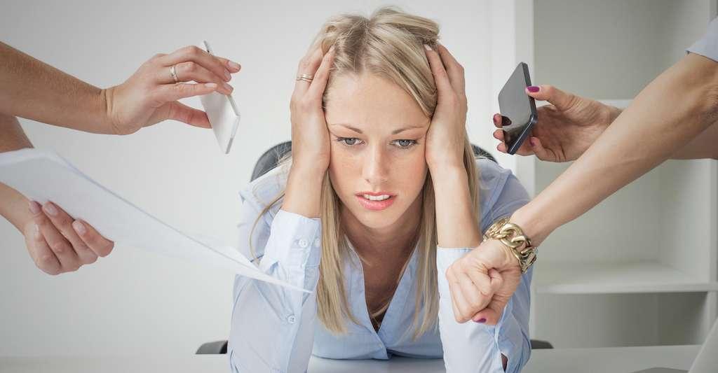 L'autophagie est généralement considérée comme un mécanisme protecteur. Mais il semblerait qu'en situation de stress chronique, il soit à l'origine de la destruction de cellules souches neurales de l'hippocampe. © Kaspars Grinvalds, Fotolia